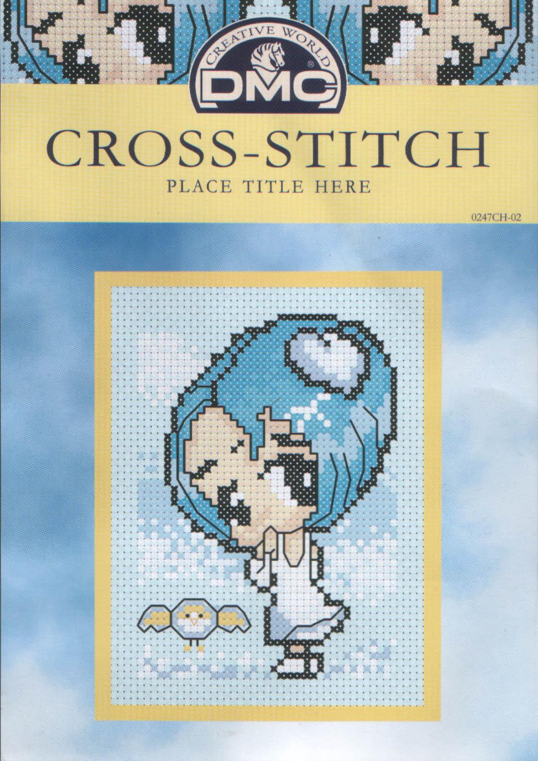 Волшебная вышивка крестиком
