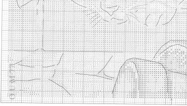 Рукодельки Рыжик в цветочках схема