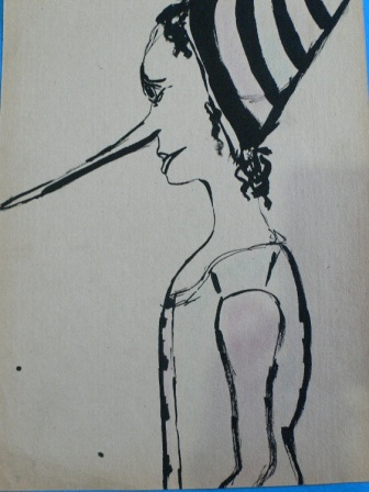 Рукодельки Мои рисунки  Наивное ИЗО