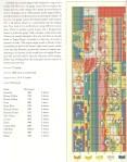 Рукоделие Рукодельки Подушки Восточные мотивы для подушек - цветная схема для вышивки крестиком