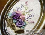 Вышивка лентами - фото-идеи Рукодельки 1762987392