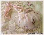 Вышивка лентами - фото-идеи Рукодельки 1762994007
