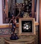 Вышивка лентами - фото-идеи Рукодельки 1912483662