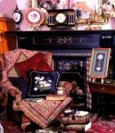 Вышивка лентами - фото-идеи Рукодельки 1912485789