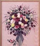 Вышивка лентами - фото-идеи Рукодельки 1912486526