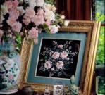 Вышивка лентами - фото-идеи Рукодельки 1912488956
