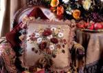 Вышивка лентами - фото-идеи Рукодельки 1912489659