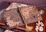 Вышивка лентами - фото-идеи Рукодельки 1912490621