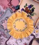 Вышивка лентами - фото-идеи Рукодельки 1912490995