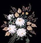 Вышивка лентами - фото-идеи Рукодельки 1912491808