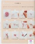 Вышивка лентами японский журнал Рукодельки1131666486