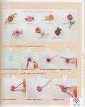 Вышивка лентами японский журнал Рукодельки1131666688