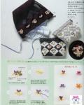 Вышивка лентами японский журнал Рукодельки1131667811