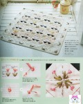 Вышивка лентами японский журнал Рукодельки1131668093