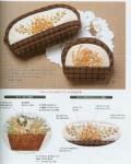 Вышивка лентами японский журнал Рукодельки1131669553