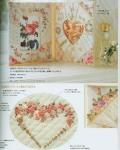 Вышивка лентами японский журнал Рукодельки1131670255