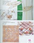 Вышивка лентами японский журнал Рукодельки1131665439