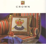 Подушка с короной Рукодельки