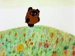 Винни Пух - Рукодельки. Оригинальная картинка из мультика
