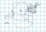 Мои рукодельки Батик Бубу, лиса и хомяка  1102861718156