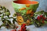 мои рукодельки Глиняные украшения для сада1283864763.3722-05bd20351e95c22-b