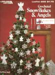 Crocheted Snowflakes & Angels1