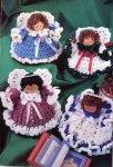 My handmade Angels crochet  1095049736062
