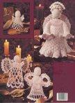 My handmade Angels crochet  1095129283421