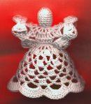 My handmade Angels crochet  1130157965187