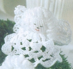 My handmade Angels crochet  1130251230547