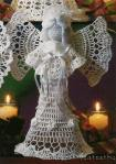 My handmade Angels crochet  17