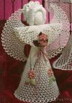 My handmade Angels crochet  20