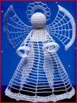 My handmade Angels crochet  21