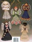 My handmade Angels crochet  Angels Around the World ~~BC