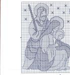 My handmade Embroidery a dagger Christmas themes002