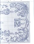 My handmade Embroidery a dagger Christmas themes017
