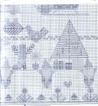 My handmade Embroidery a dagger Christmas themes026
