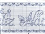 My handmade Embroidery a dagger Christmas themes046