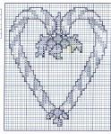 My handmade Embroidery a dagger Christmas themes083