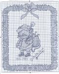 My handmade Embroidery a dagger Christmas themes098