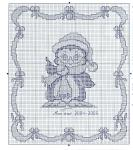 My handmade Embroidery a dagger Christmas themes102