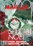 New Year's napkins007h.102.1000 mailles hs 07 - Special noel