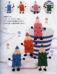 Японские игрушки - Мои рукодельки015