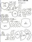 Японские игрушки - Мои рукодельки077