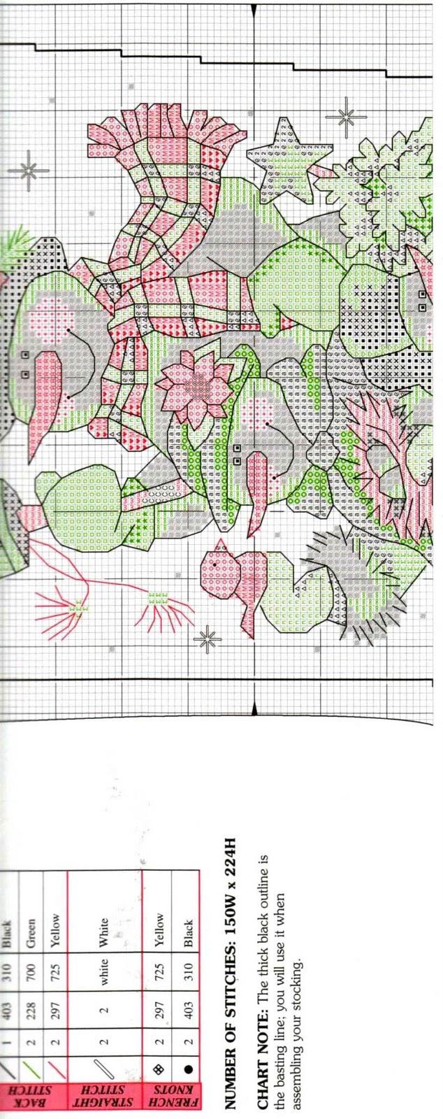 Схемы вышивки крестом бесплатно-dimensions 45